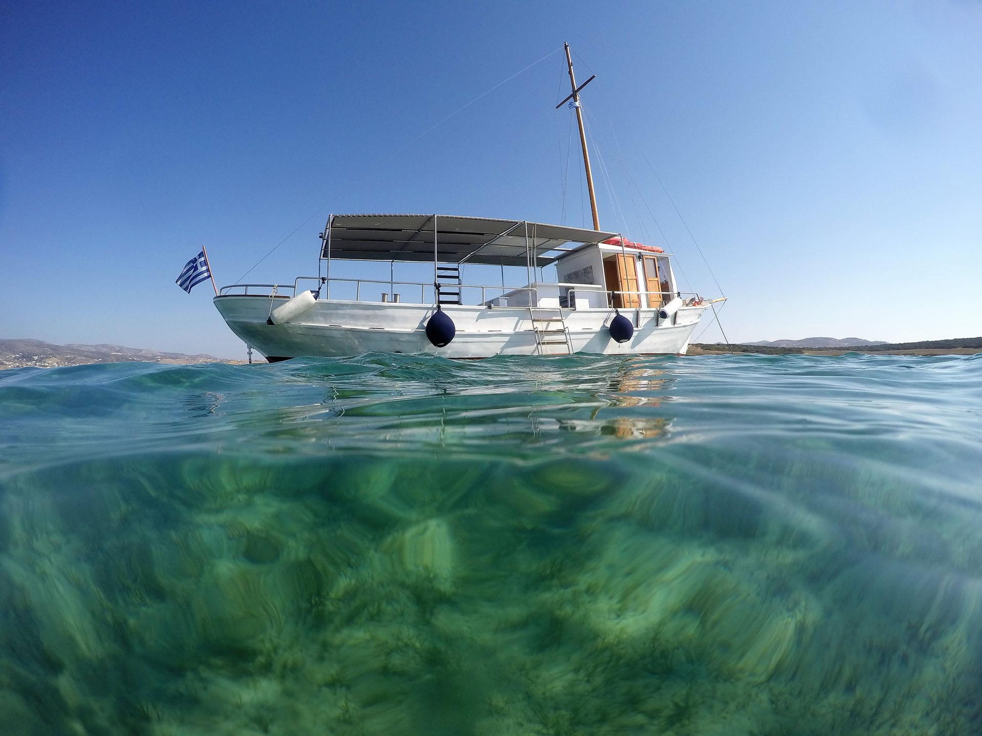 Paros Daily Cruises