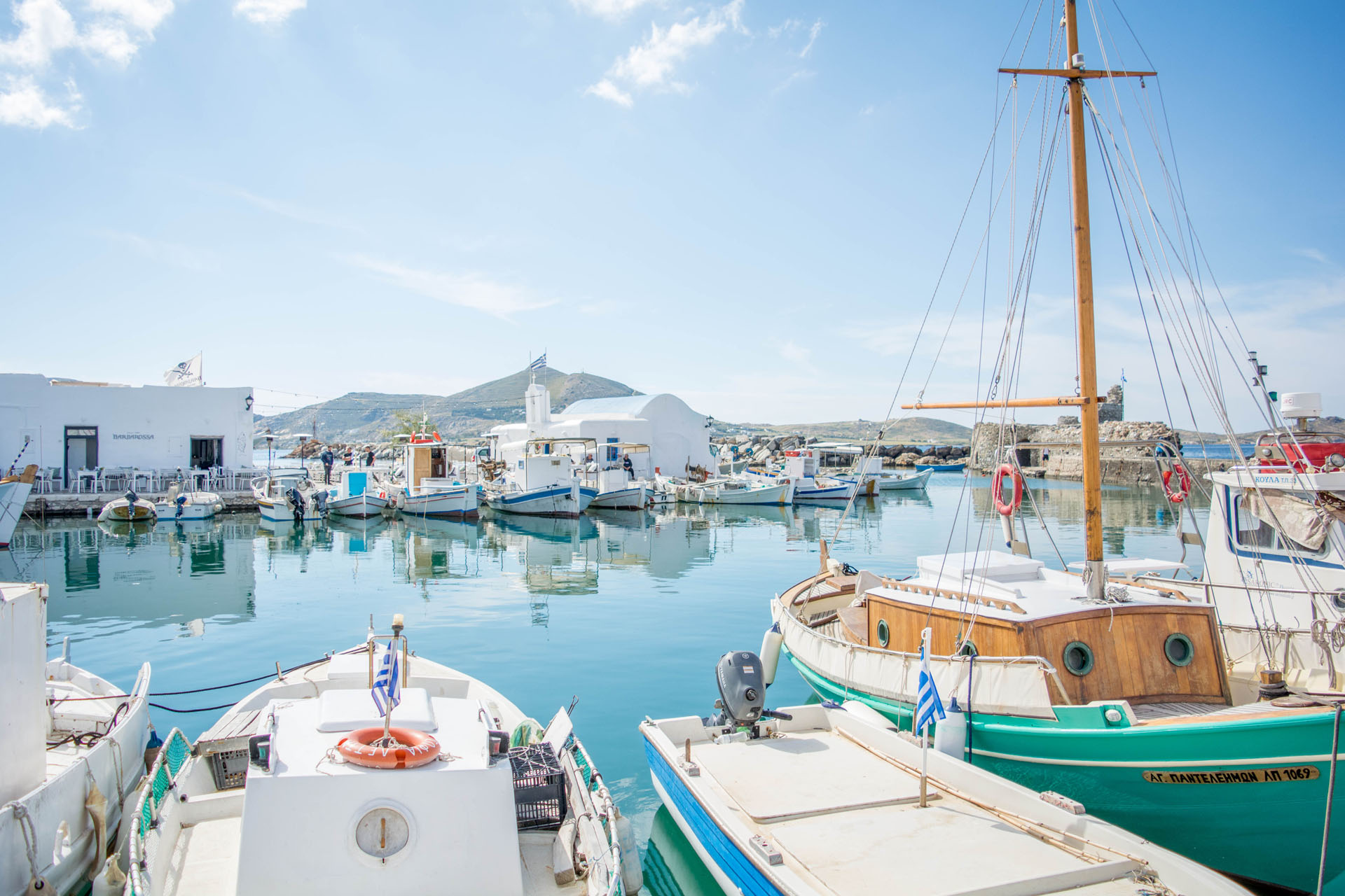 Paros Private Tours
