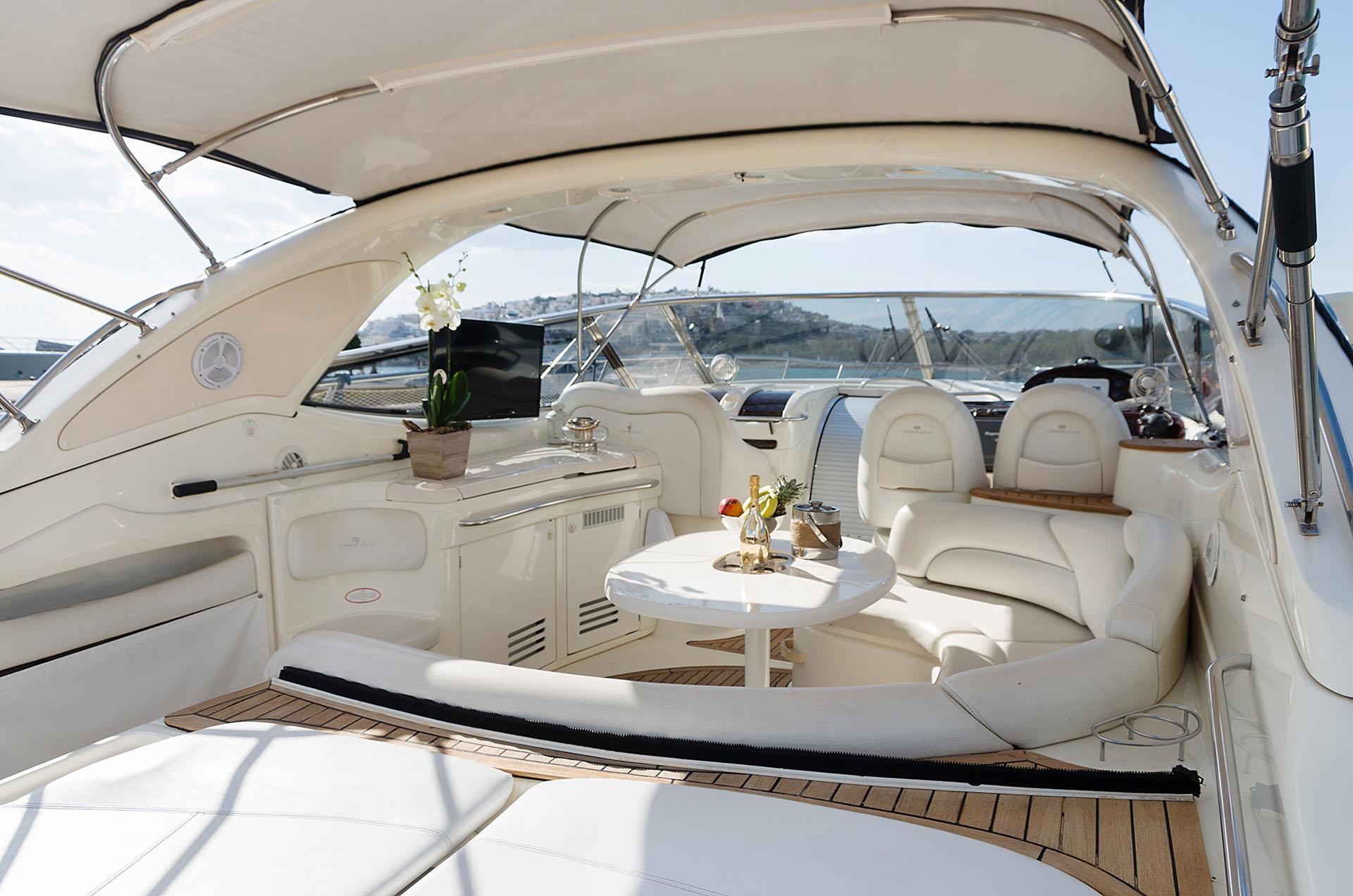 Paros Private Cruises