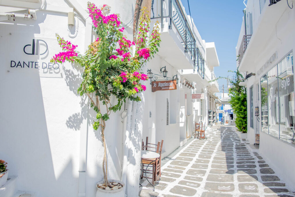 Best time to visit Paros