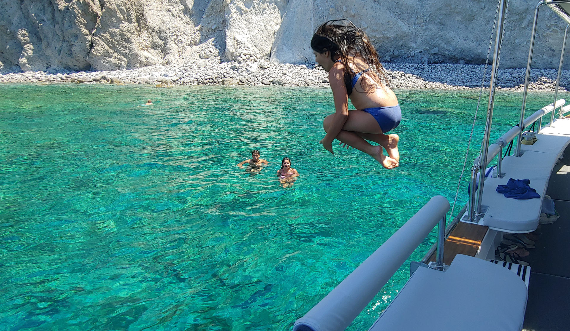 Paros Boat Trips