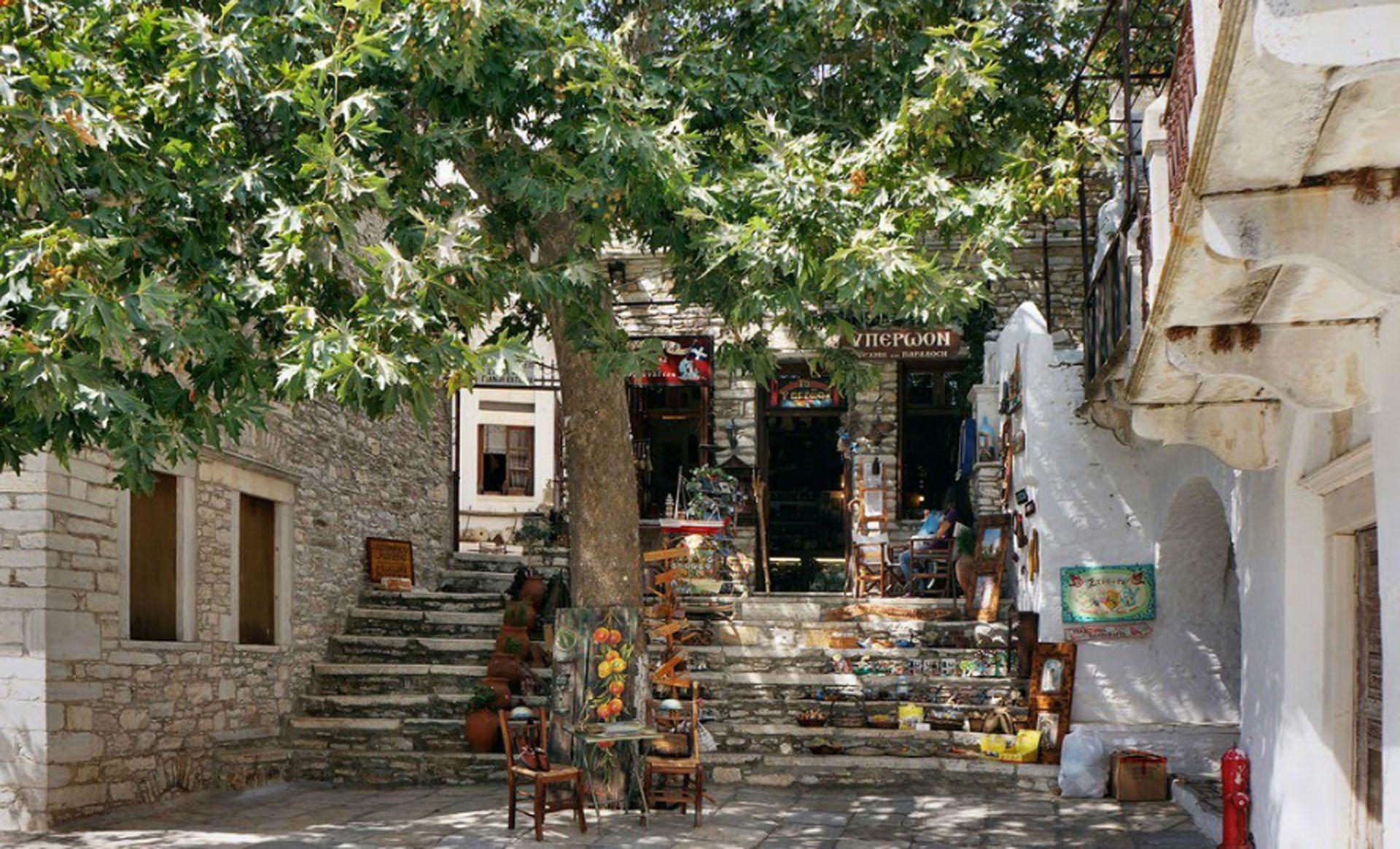 Naxos Tours