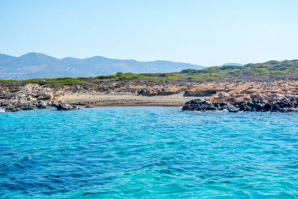 Blue Lagoon Paros